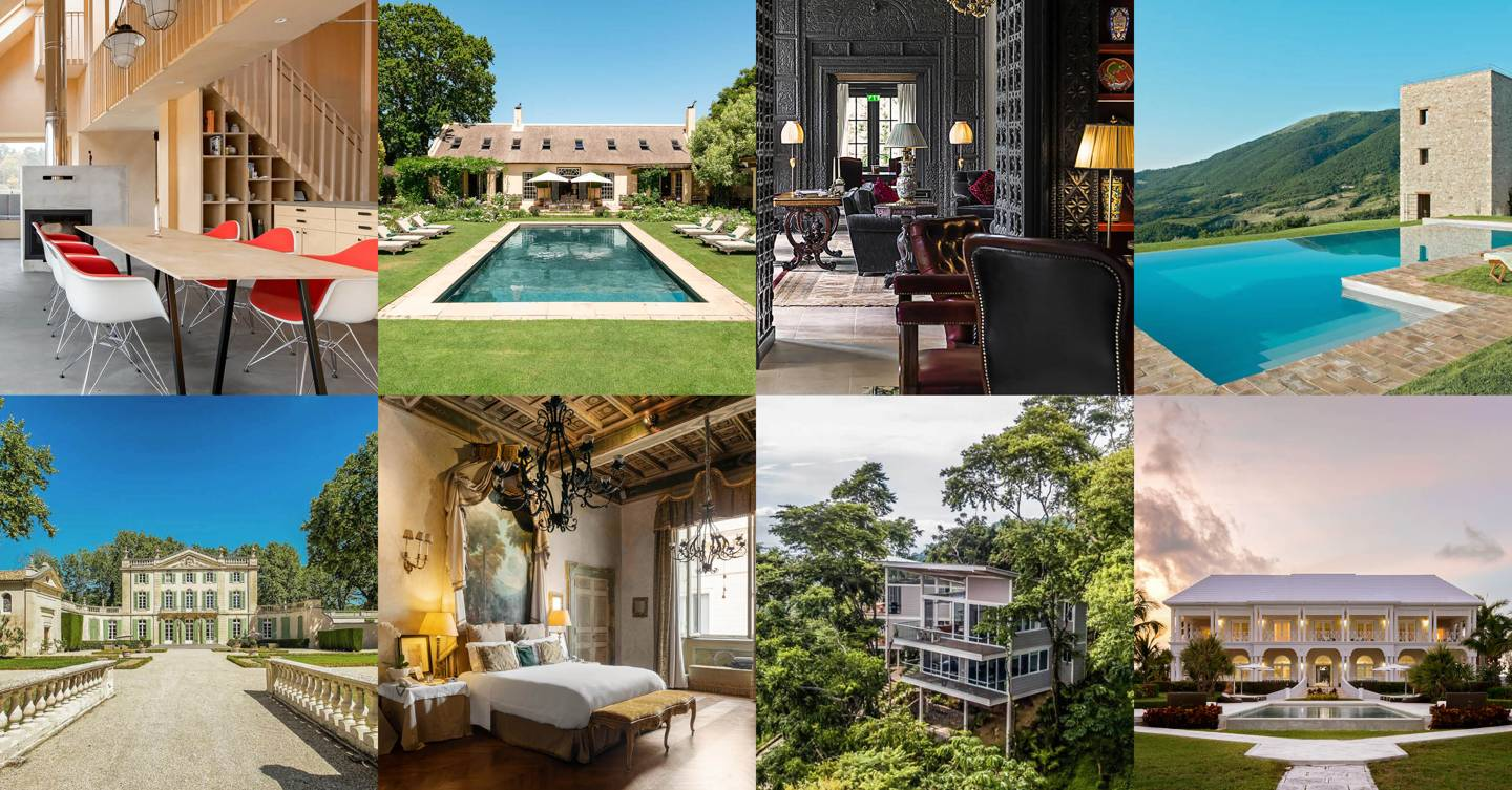10 amazing Airbnbs we're dreaming of for New Year's Eve