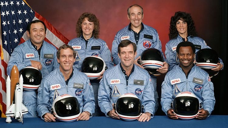 Remembering the Challenger Astronauts