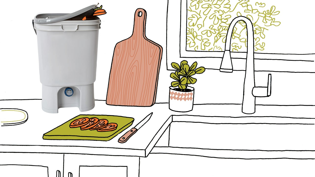 For Cleaner Home Composting, Learn the Bokashi Method