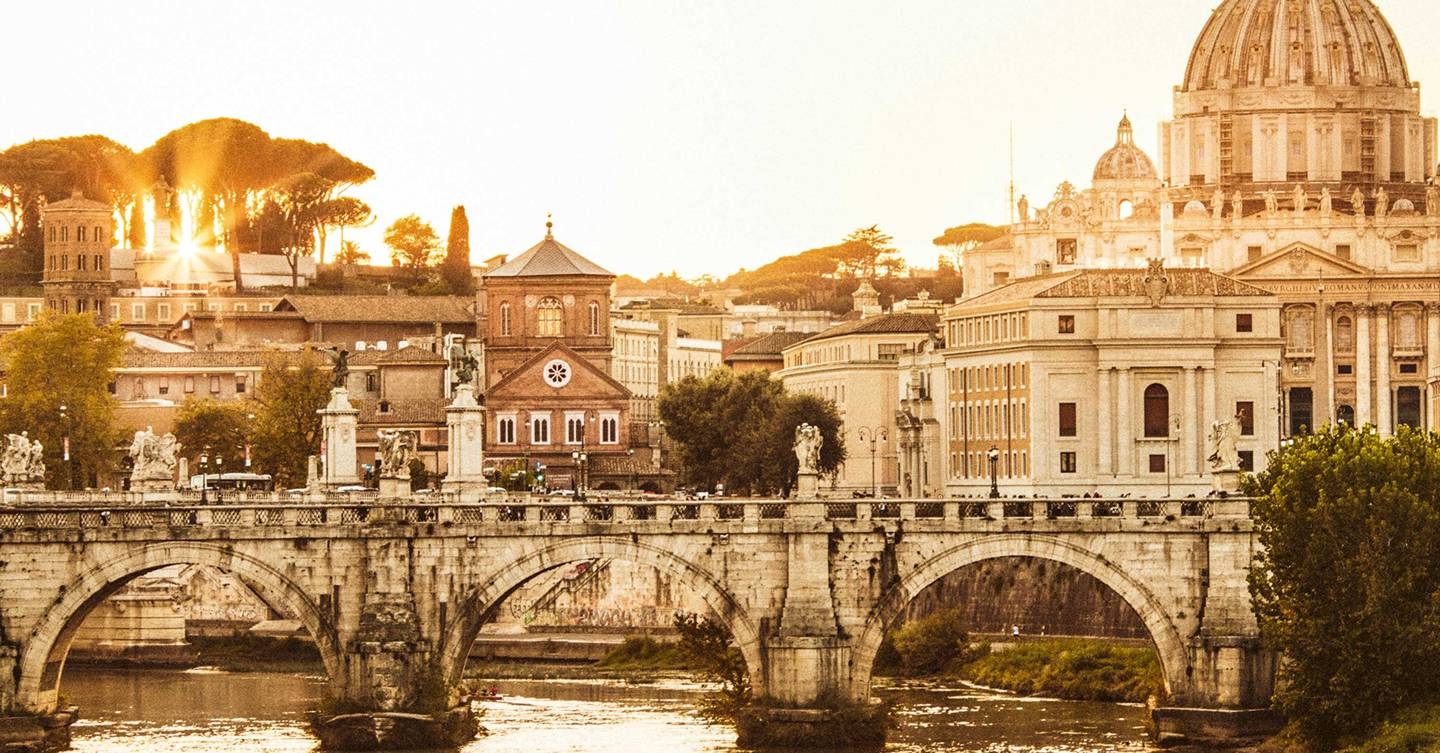 Rome: Italy's exquisite, shape-shifting city
