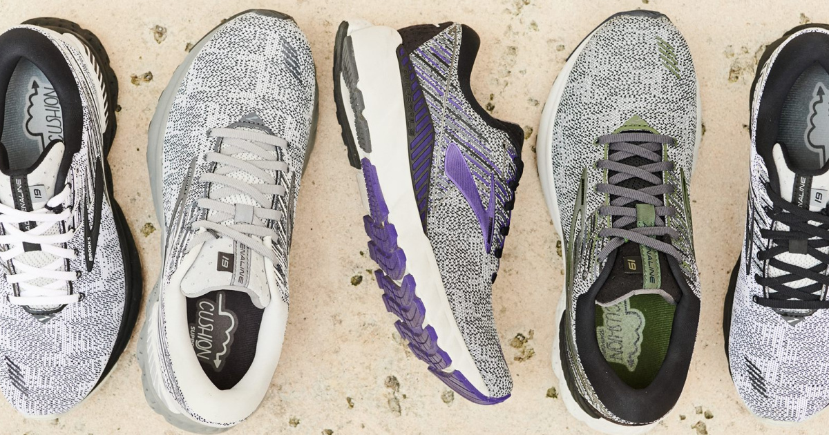 Brooks Running Shoes from $53.99 on Zulily (Regularly $100+)