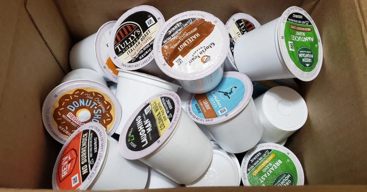 Have You Purchased K-Cups Since 2010? You May Qualify for a Full Refund!