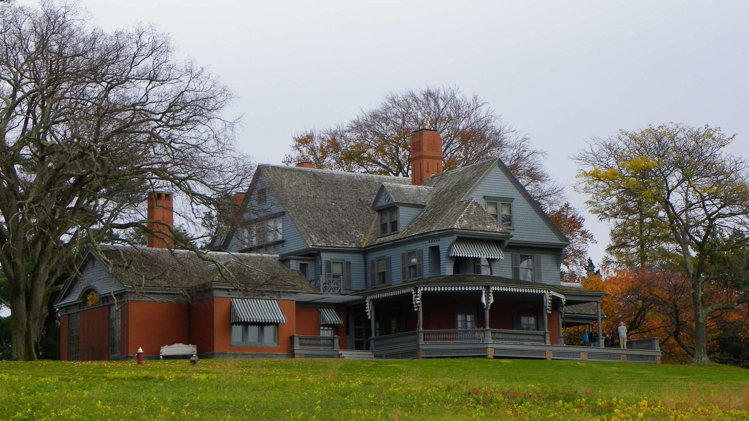 Sagamore Hill Facts