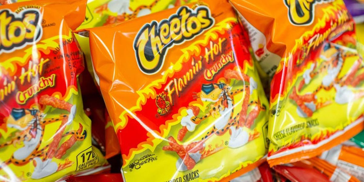 This 40-Count Box of Flamin' Hot Cheetos Is 30% Off, So You Can Thank Amazon Prime Day