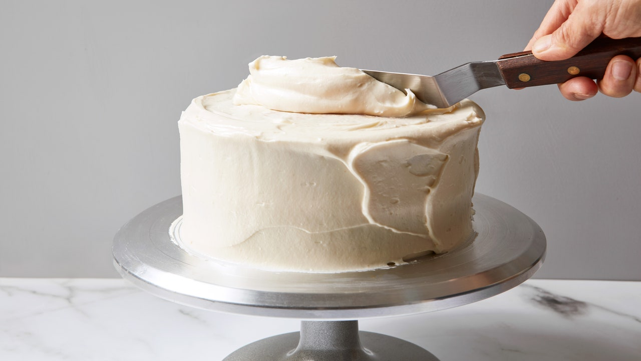 They Call This Cream Cheese Frosting Magic—Who Am I to Argue?
