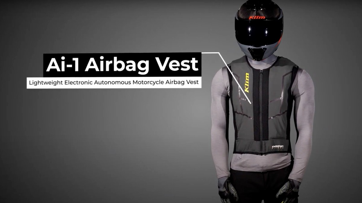 This Motorcycle Airbag Vest Will Stop Working If You Miss a Payment
