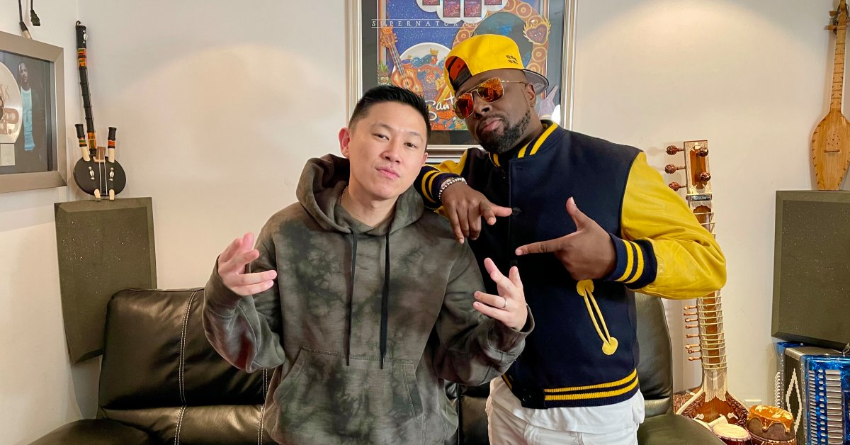 MC Jin and Wyclef Jean Debut 'Stop the Hatred' Music Video