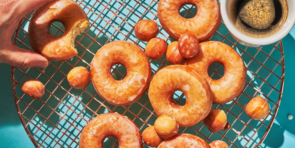 Best Homemade Donuts Recipe