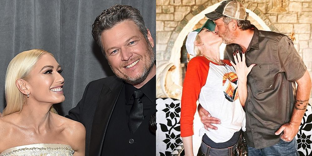 Gwen Stefani's Engagement Ring From Blake Shelton Photo, Cost Estimation, and More