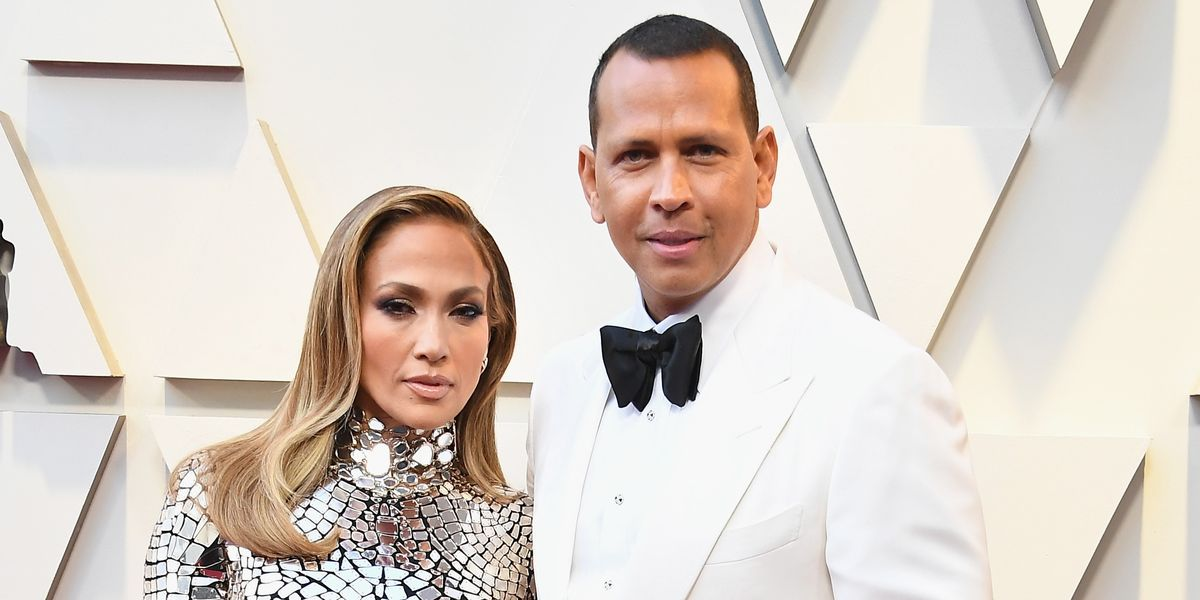 Turns Out Jennifer Lopez And Alex Rodriguez Actually Broke Up Last Week