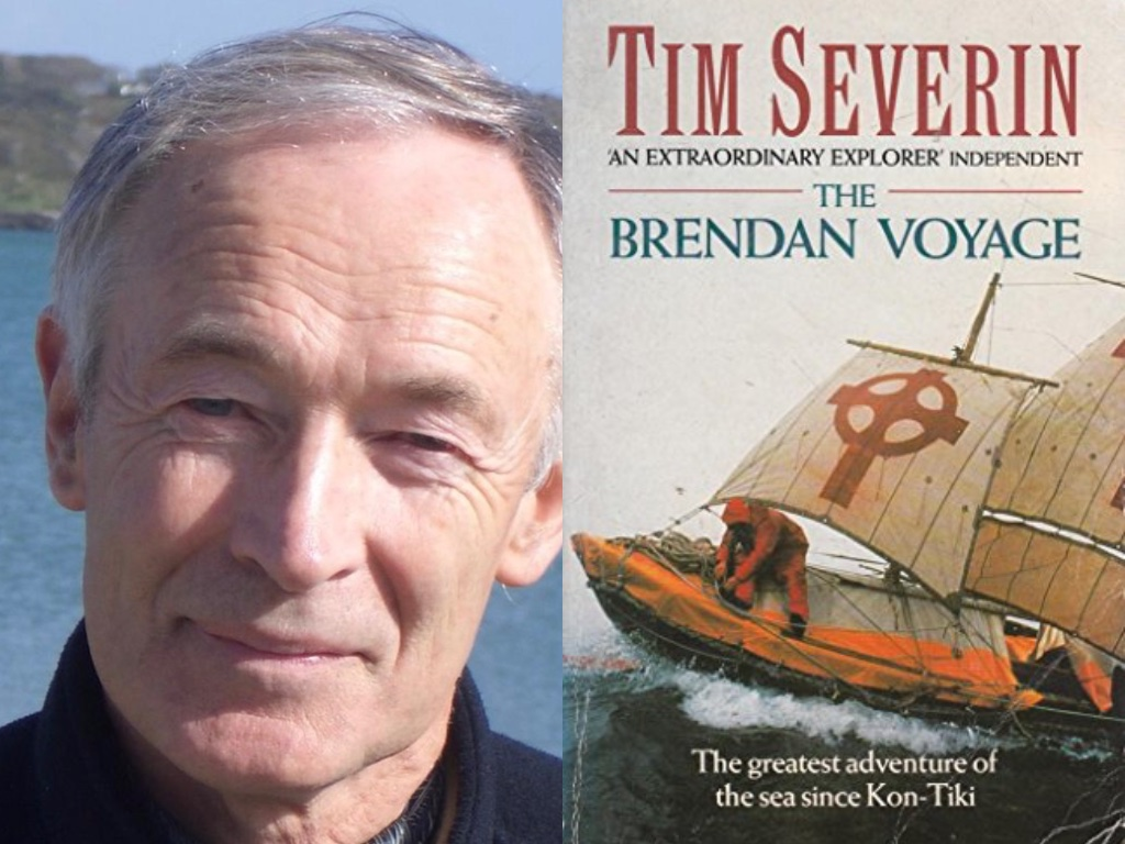 Seafarer Tim Severin Recreated History's Most Incredible Adventures