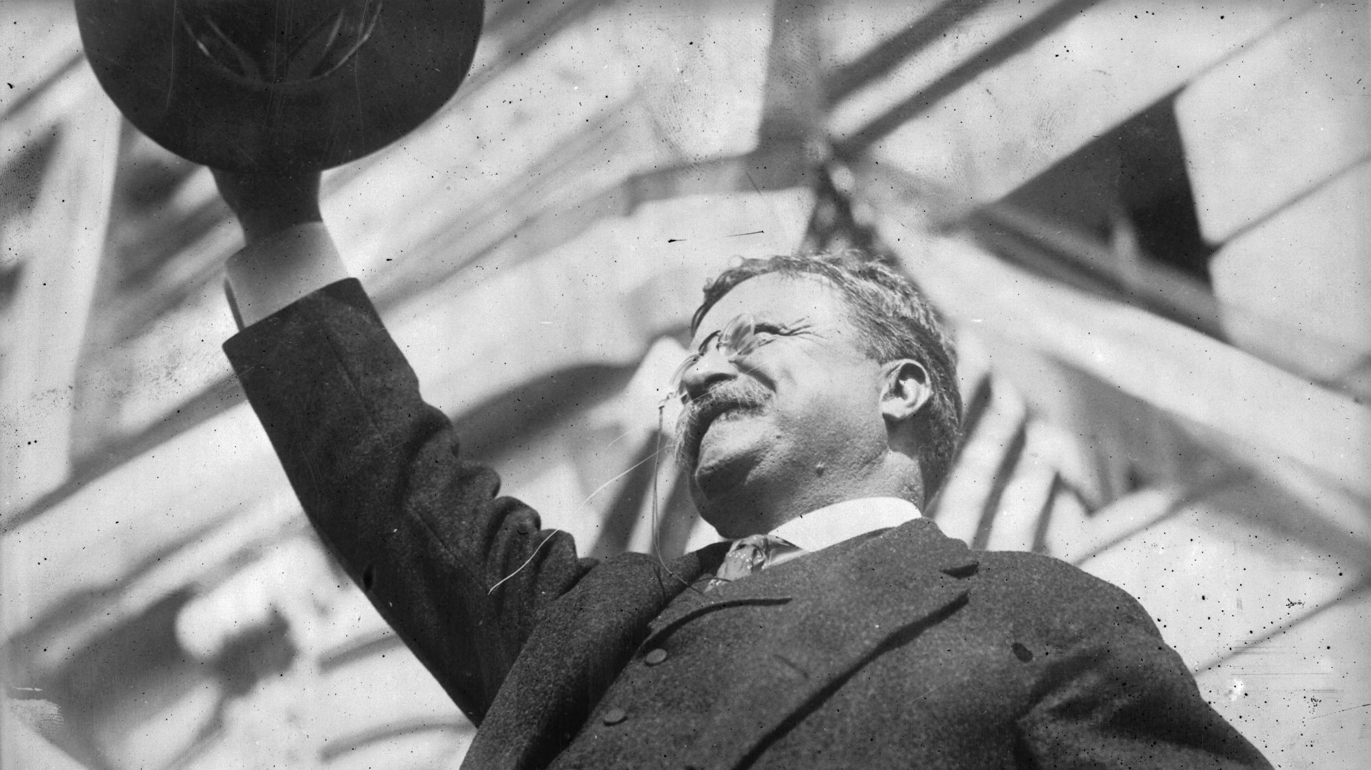 Theodore 'Teddy' Roosevelt Facts