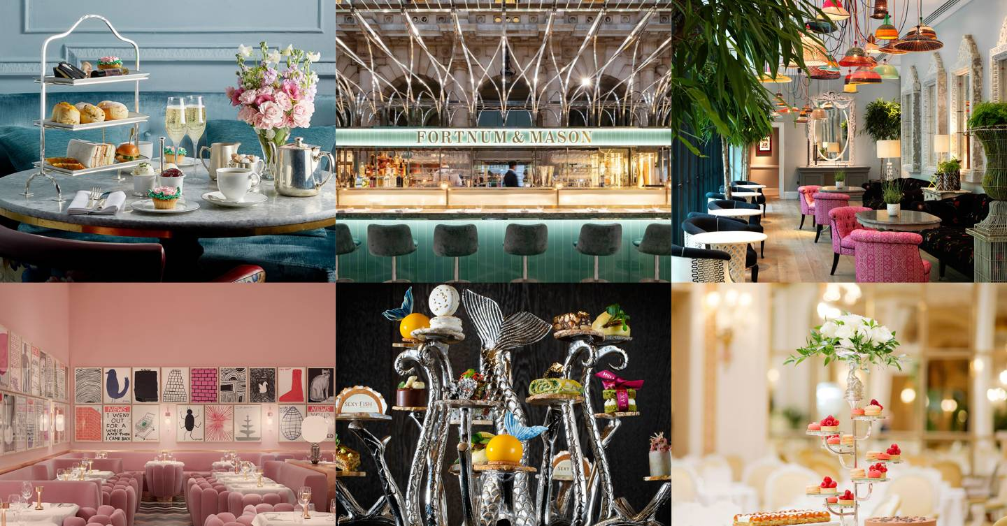 Afternoon tea in London 2021: your ultimate guide