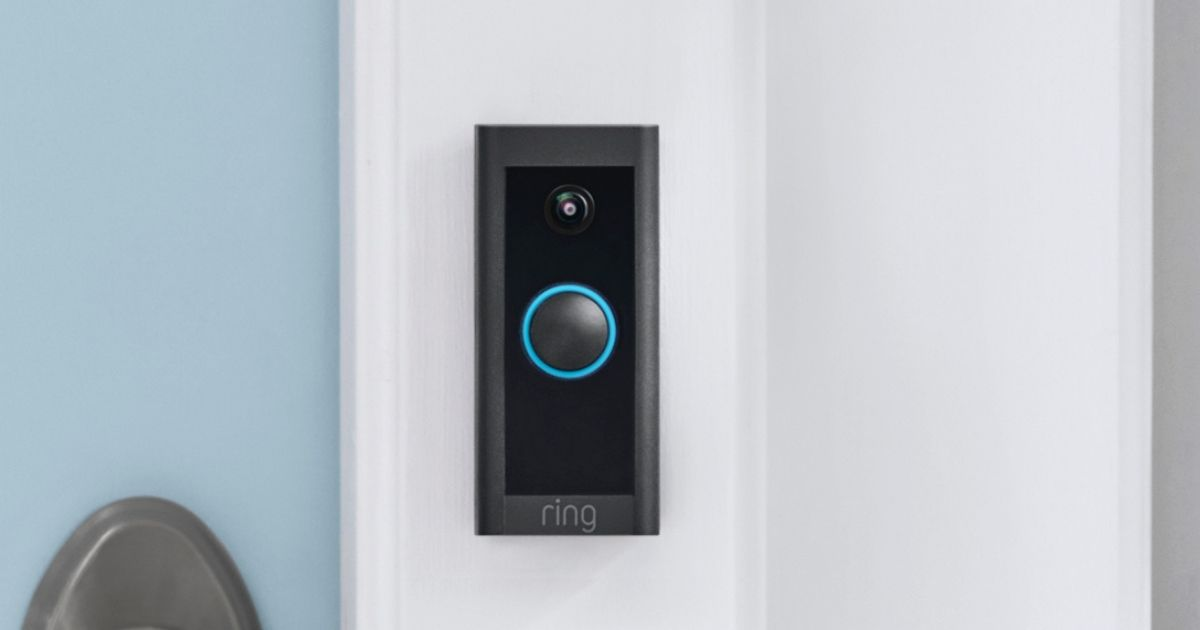 Ring Video Doorbell & Echo Dot Only $44.99 Shipped for Amazon Prime Members (Regularly $100)