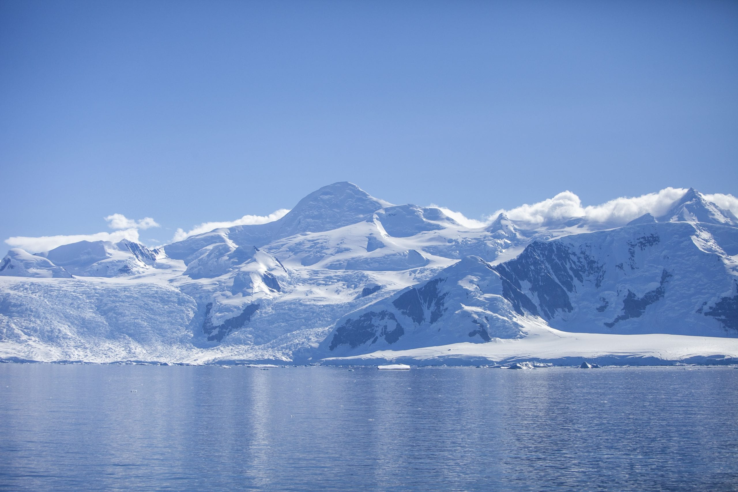 Antarctic Ice Sheet Loss Expected to Affect Future Climate Change