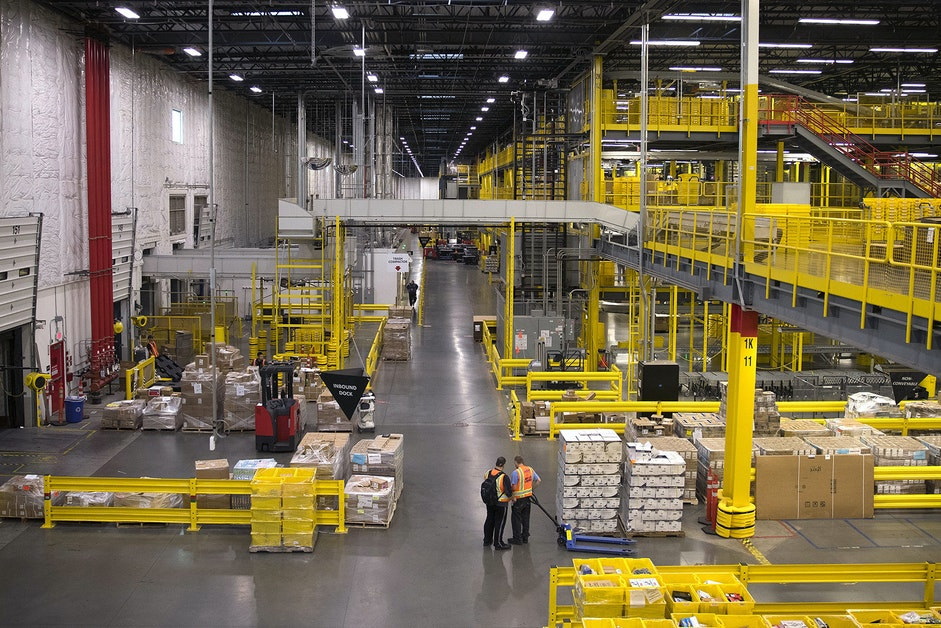 One Amazon warehouse could alter the shape of the labor movement