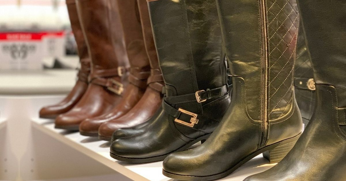Women's Boots Only $22.49 on JCPenney.com (Regularly $60+)