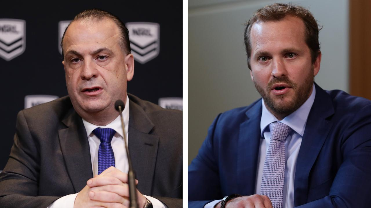 Revealed: The secret text message sent to players after controversial NRL crackdown