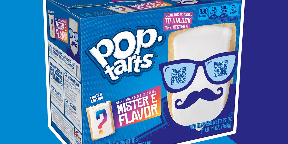 Pop-Tarts Has a New Mystery Flavor, So Concentrate on the Taste of the Filling