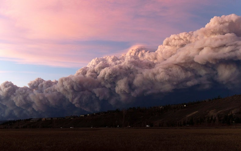 Colorado Contends with Record-Setting Wildfires