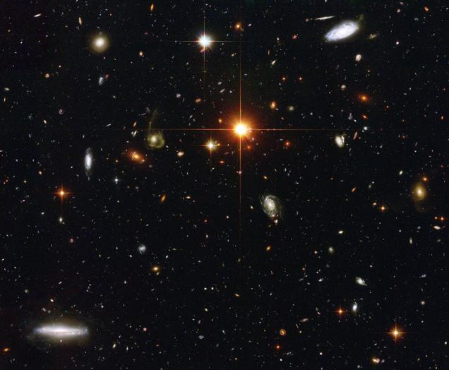 What are the odds? Part 3: The Big Bang!
