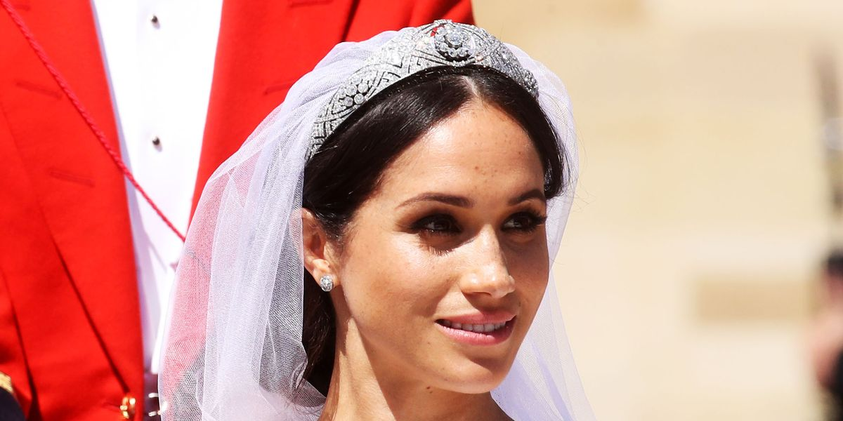 """Meghan Markle's Makeup Artist Remembers The Royal Wedding Moment That """"Completely Changed The World"""""""