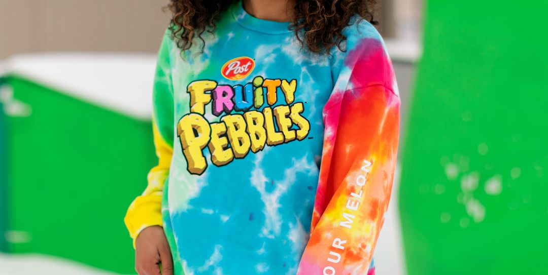 Fruity Pebbles Has New Merch With Love Your Melon