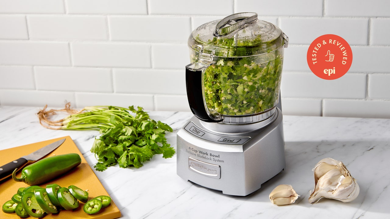 The Best Mini Food Processors (2021) to Save You Money and Space