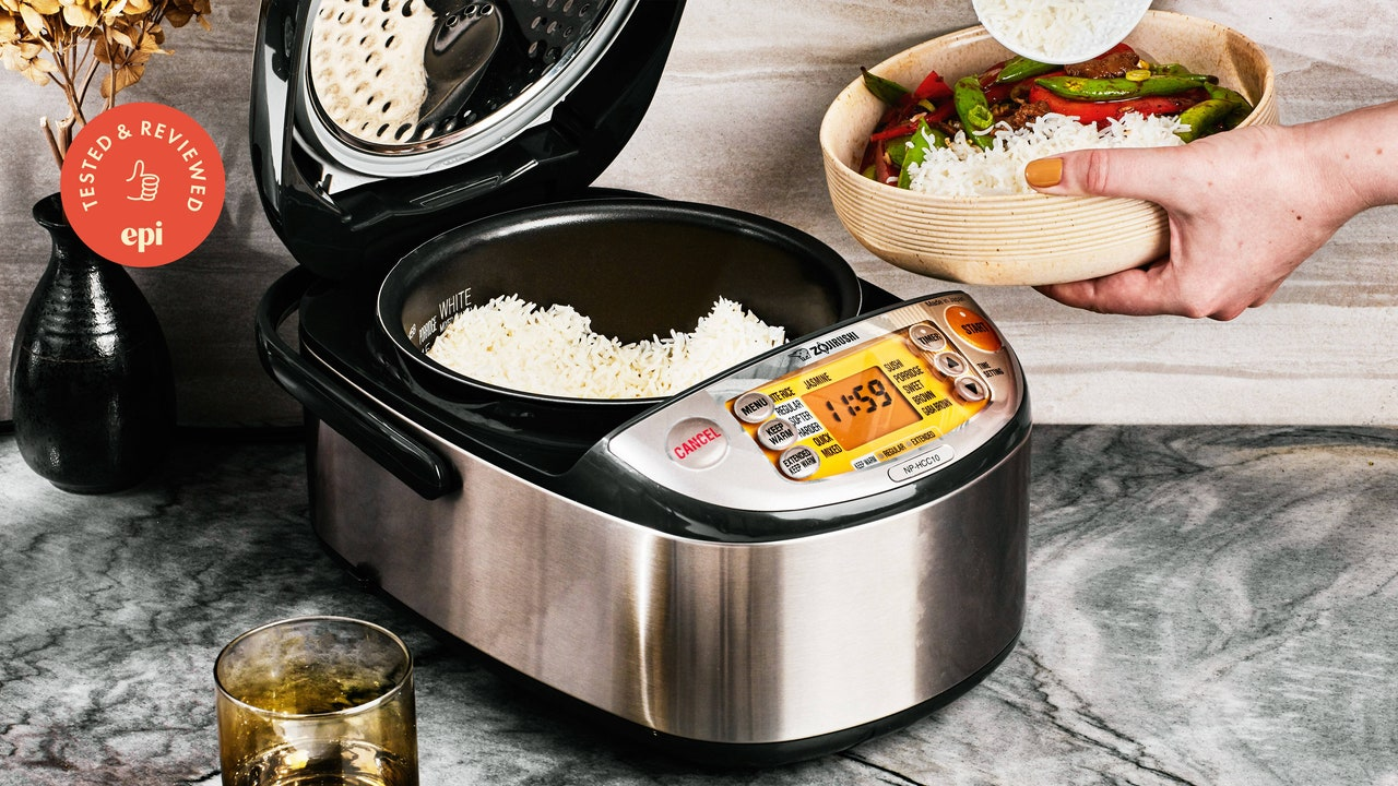 Best Rice Cookers of 2021: Tested & Reviewed