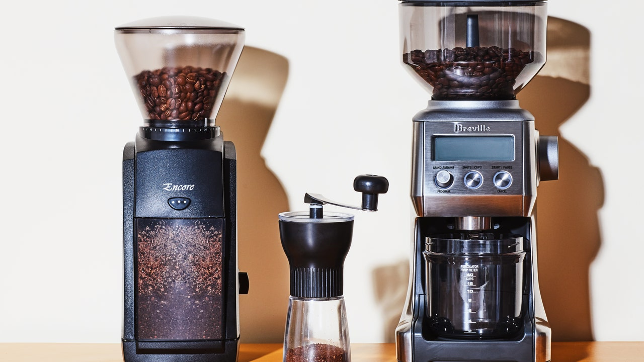 This Coffee Grinder Cyber Monday Deal Is Too Good to Miss