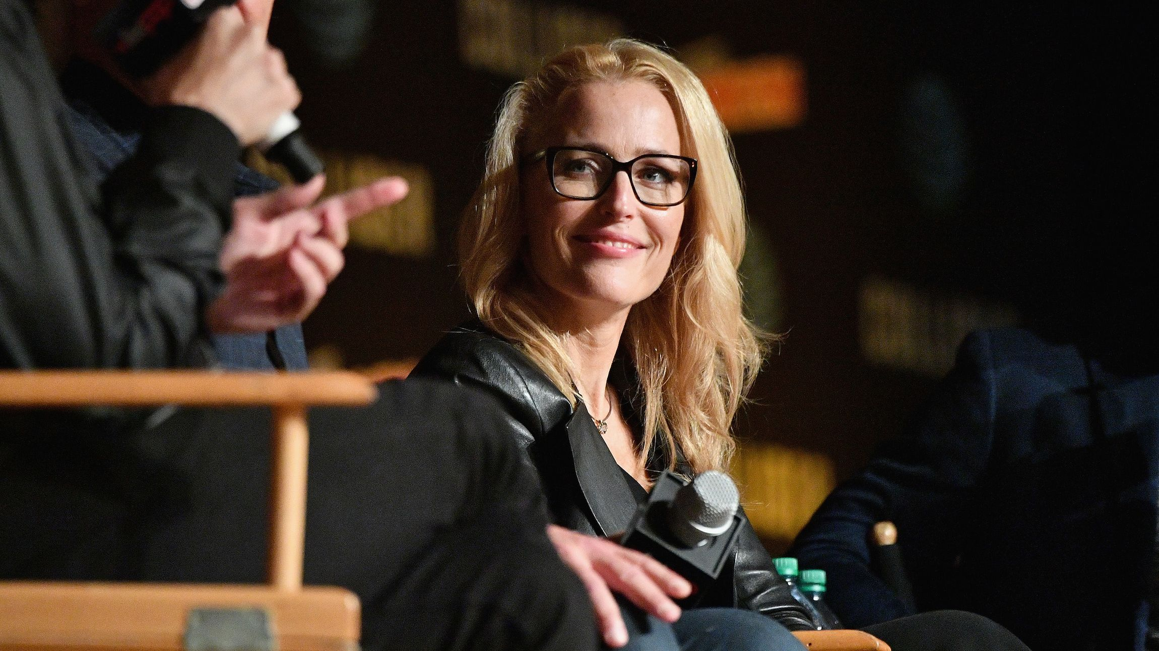 11 Surprising Facts About Gillian Anderson