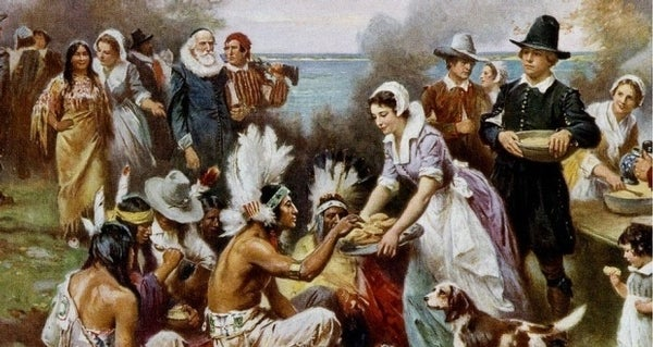 """Thanksgiving and the Myth of Native American \""""Savages\"""""""