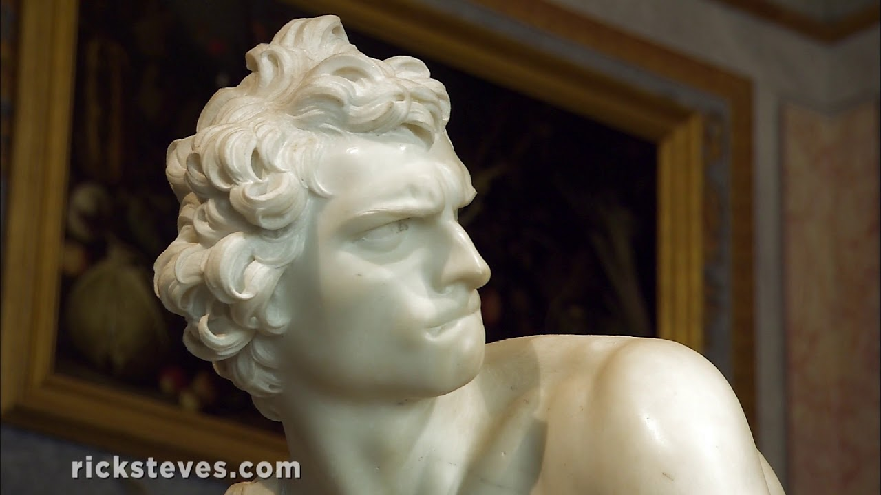 Rome's Borghese Gallery and Bernini Statues
