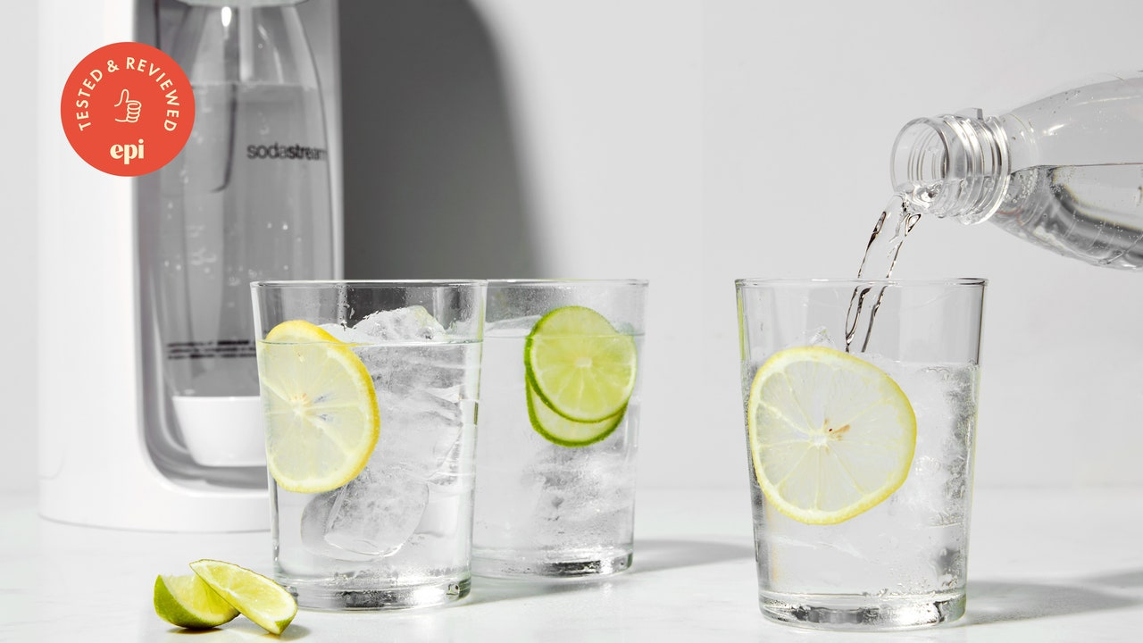 The Best Soda Maker (2021) to Spare You From Buying Sparkling Water Ever Again