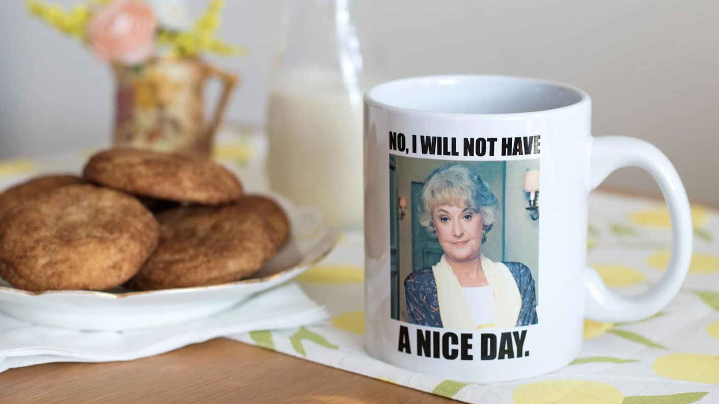11 Great Gifts for Golden Girls Fans