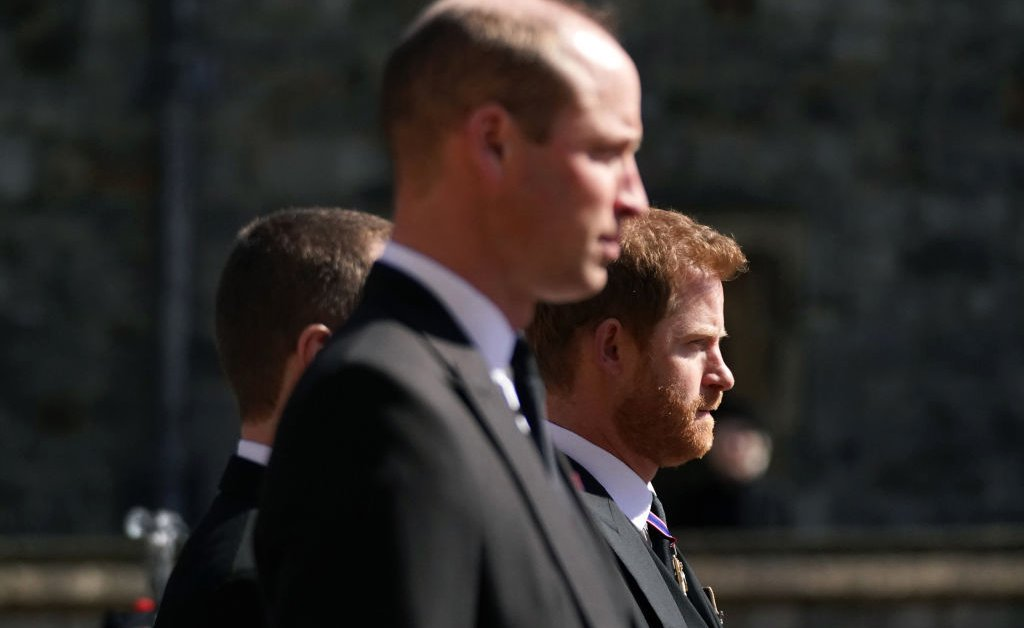 Princes William and Harry Slam BBC Over Diana Interview