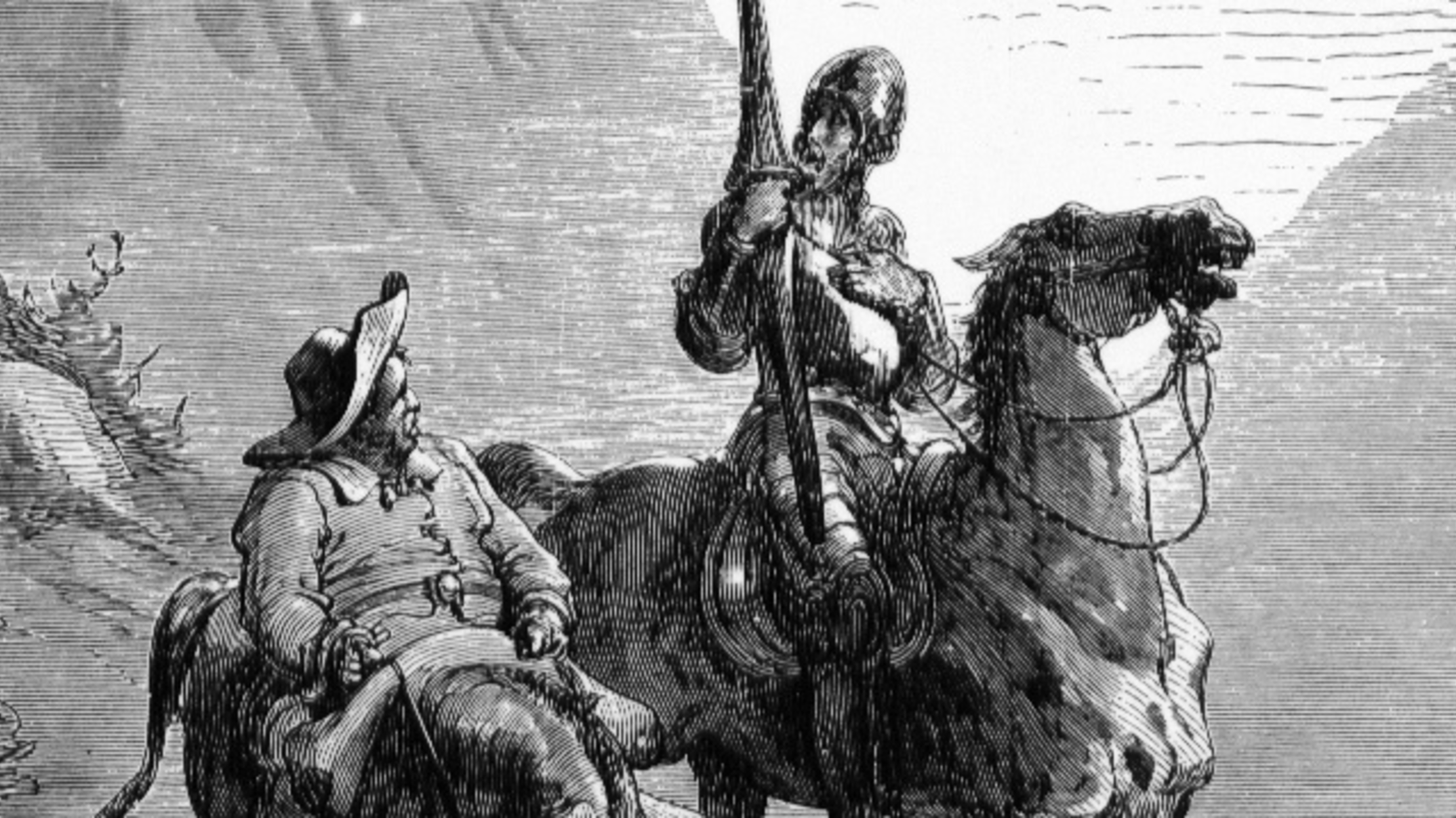 15 Things You Might Not Know About Don Quixote
