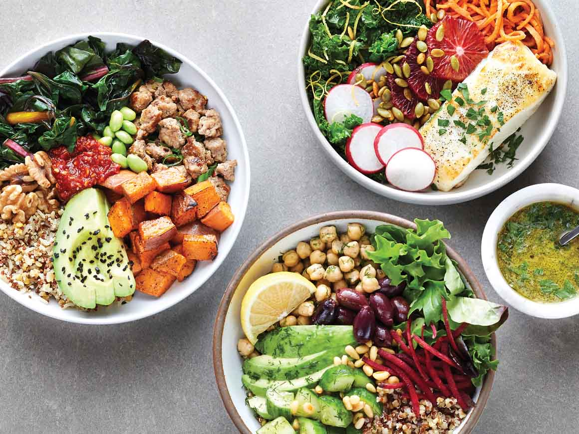 3 Plant-Powered Bowls to Fuel Your Week