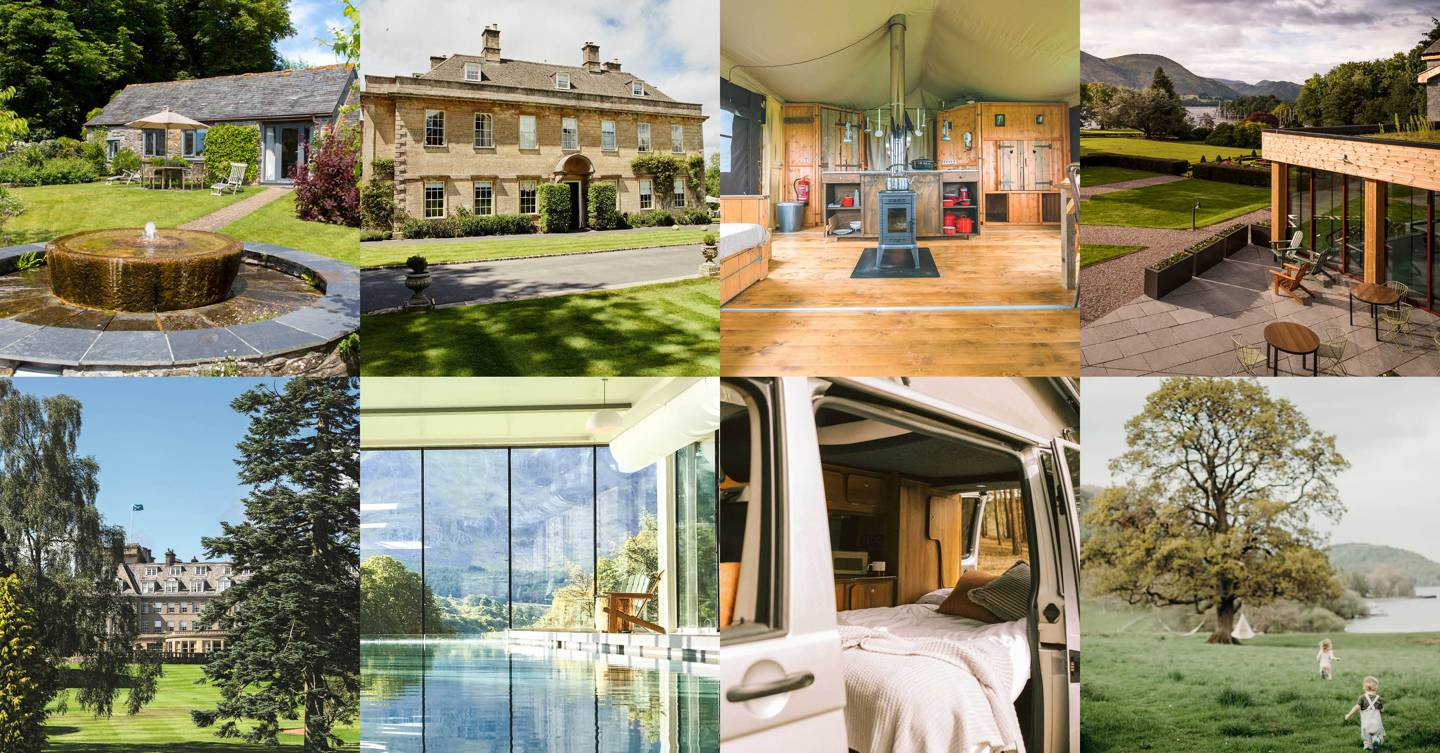 10 best places to stay in the UK with a baby or toddler
