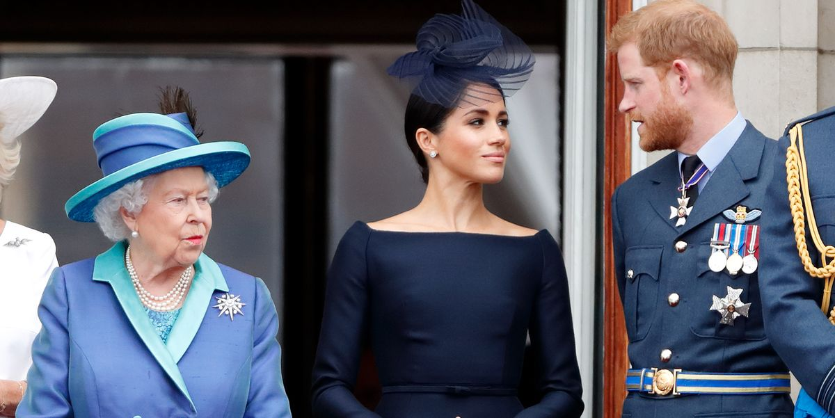 Meghan And Harry Release Tense Statement After The Queen Strips Them Of Royal Roles