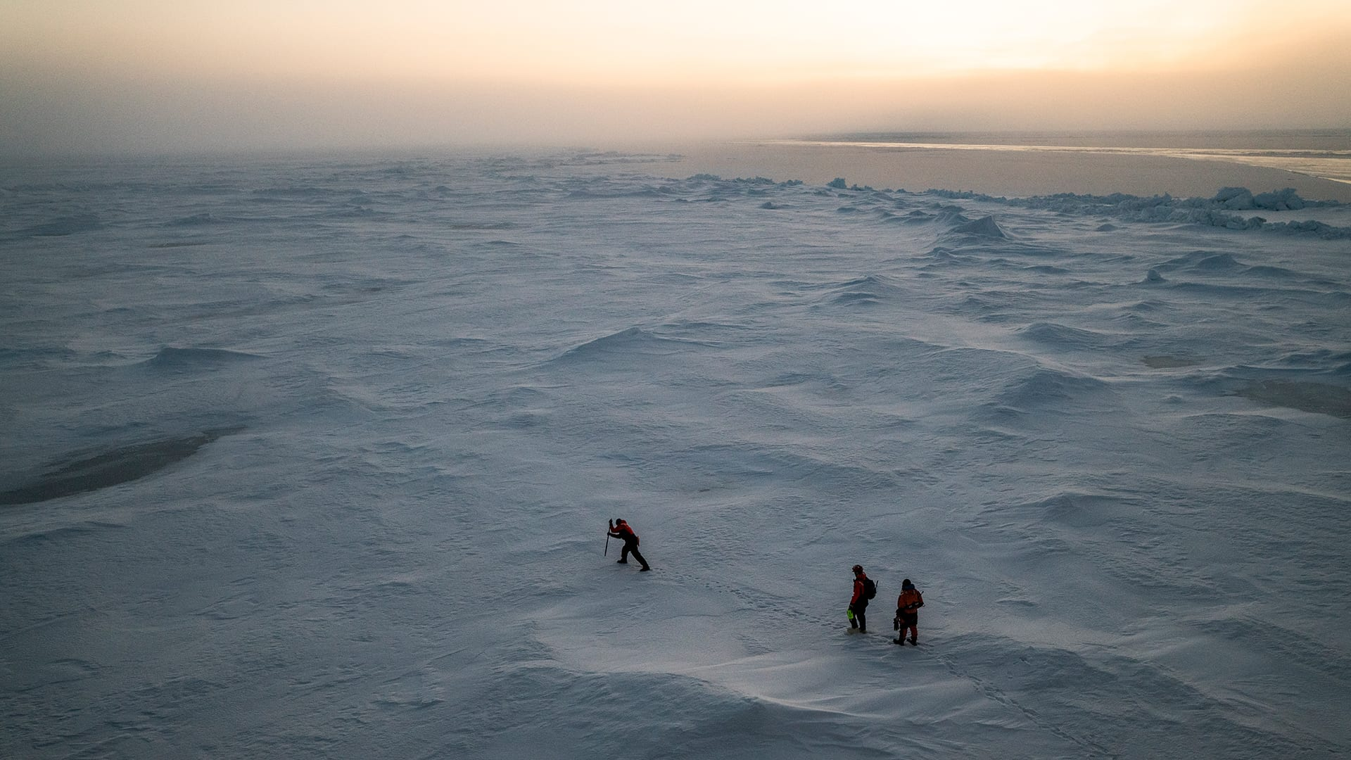 WHOI research in five inhospitable locations