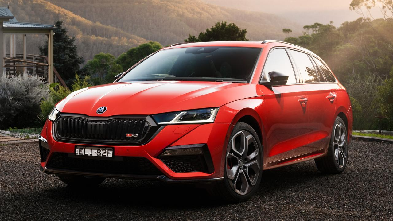2021 Skoda Octavia RS review: GTI power at a cheaper price