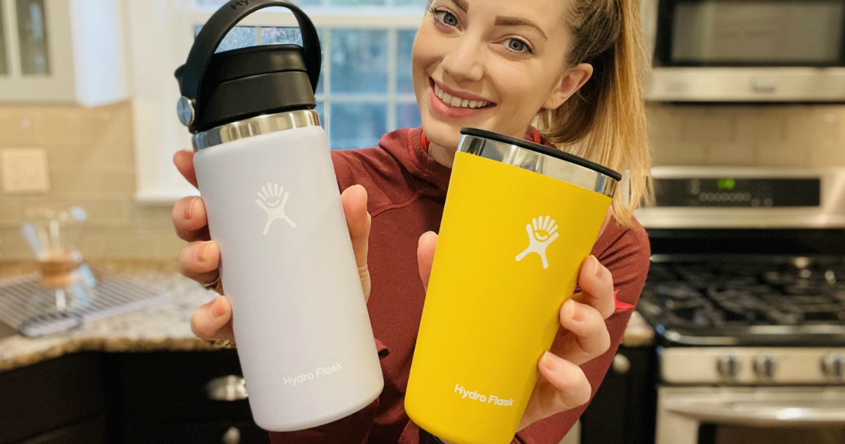 Up to 50% Off Hydro Flask Bottles, Tumblers, & More