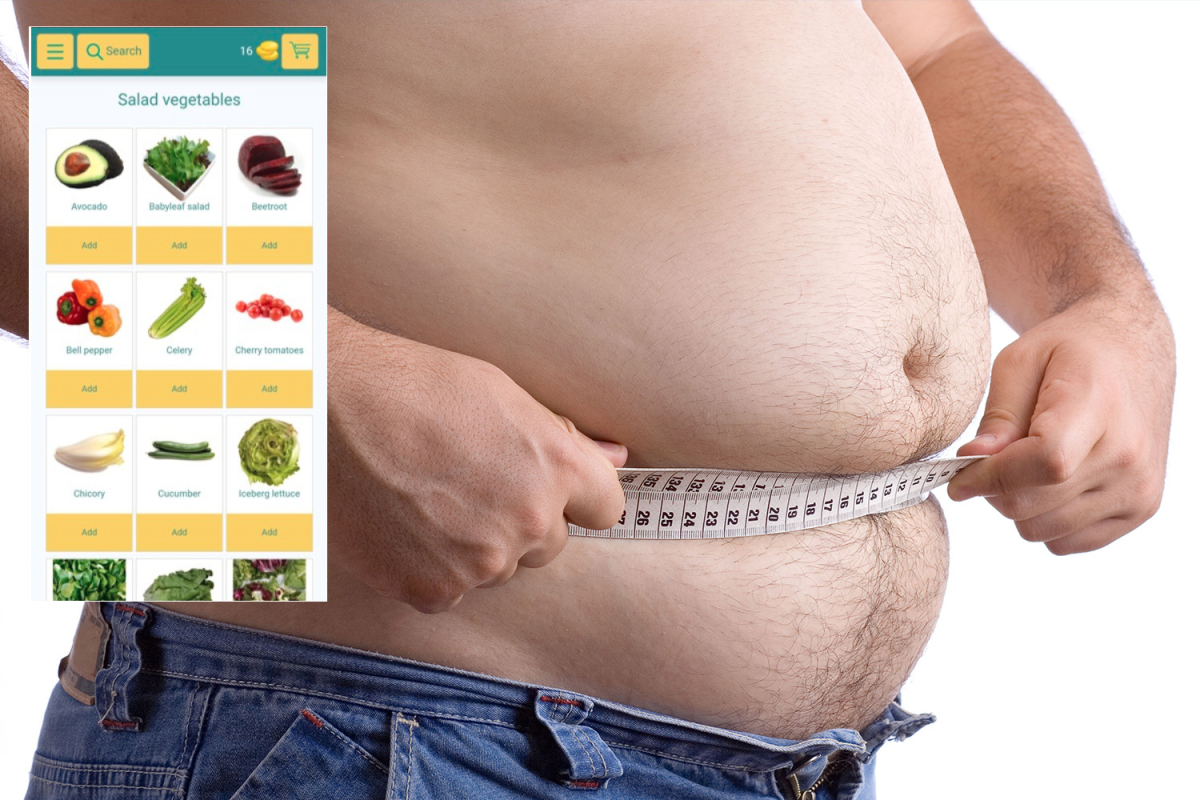 Lose weight by playing games on an app – sign up to test it out now