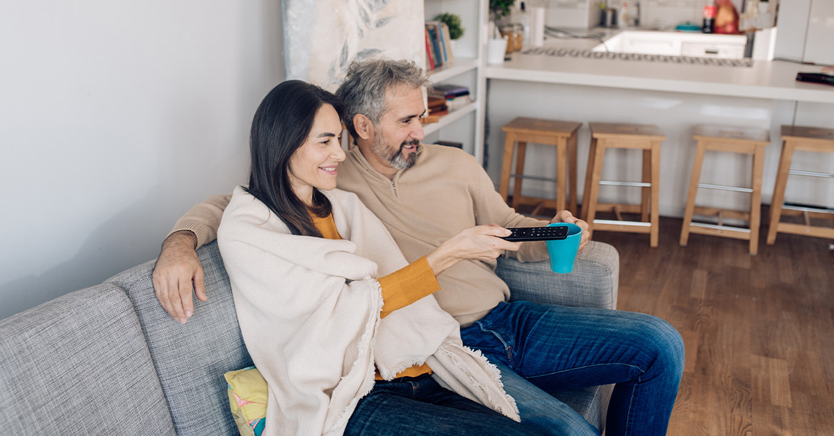 Too Much TV in 40s, 50s Can Affect Brain Health