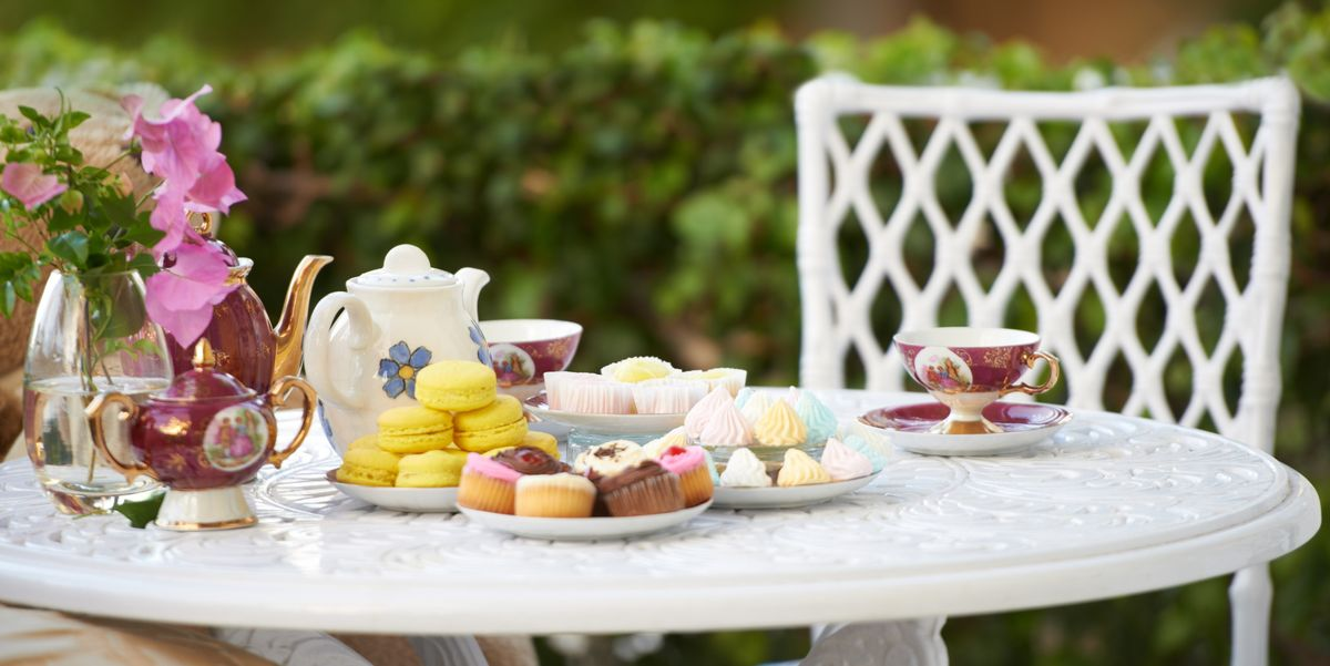 What To Buy For A Tea Party