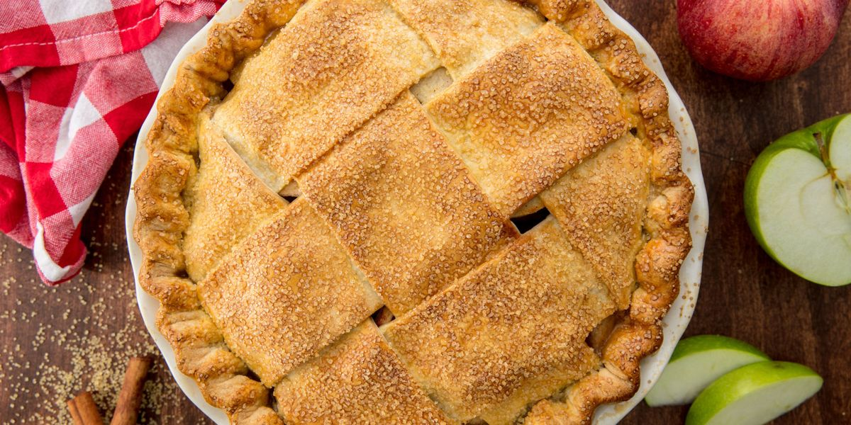 How to Make Easy Apple Pie from Scratch