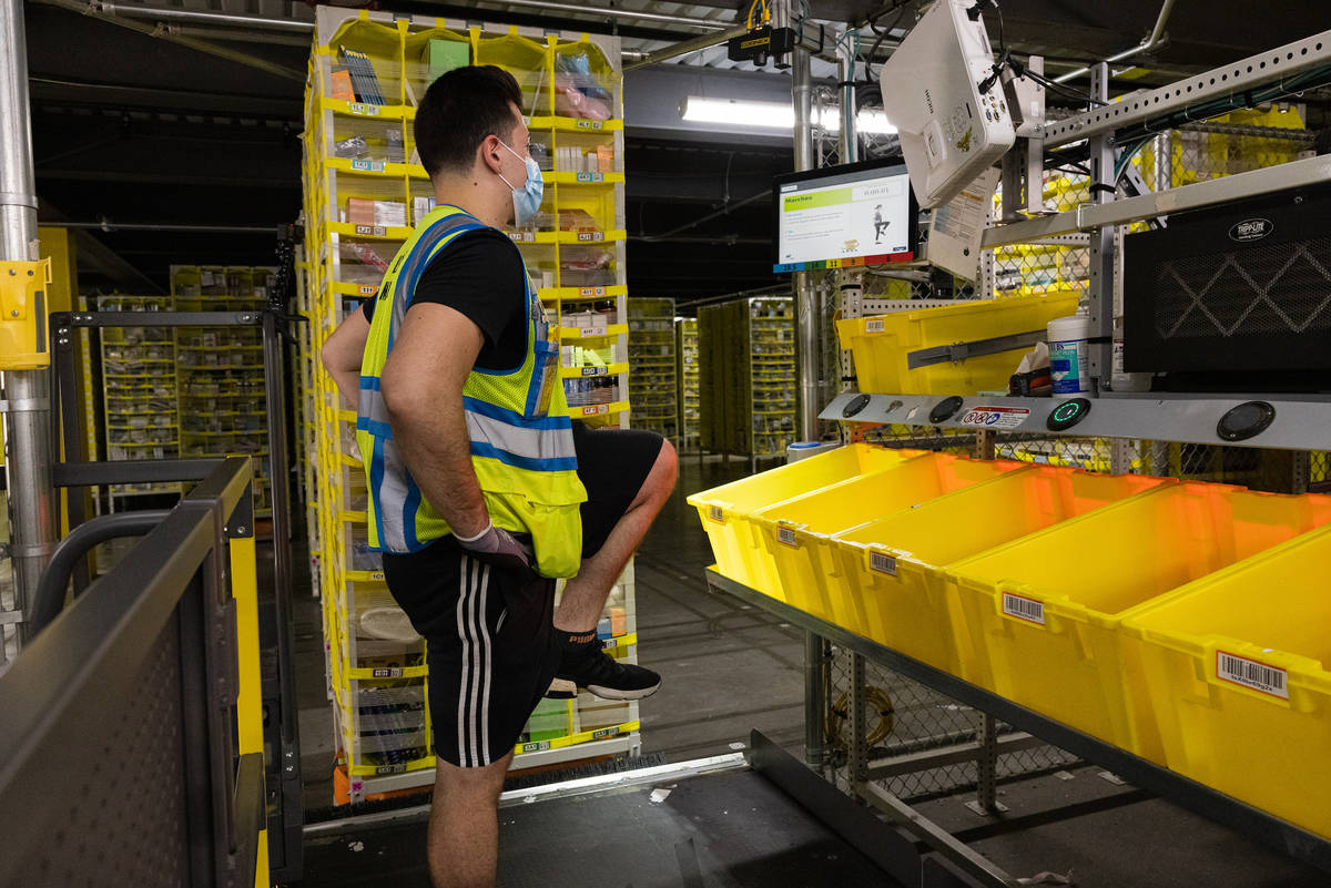New Amazon worker wellness plan part of $3o0M investment in safety
