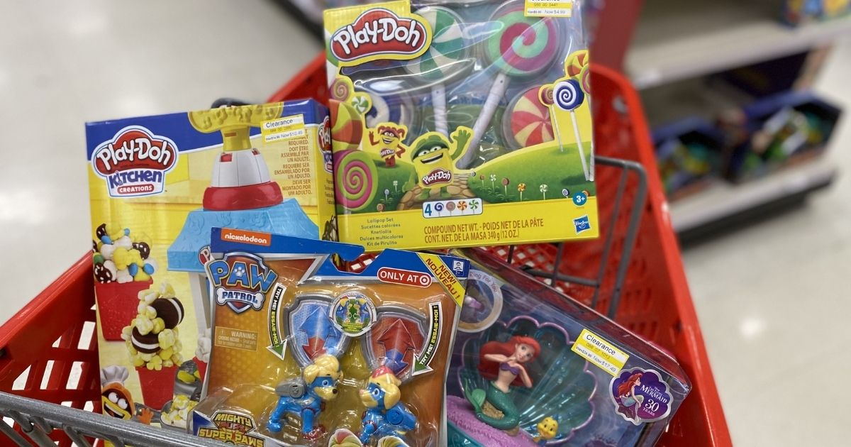 75% Off Toys During 2020 Target Semi-Annual Toy Sale