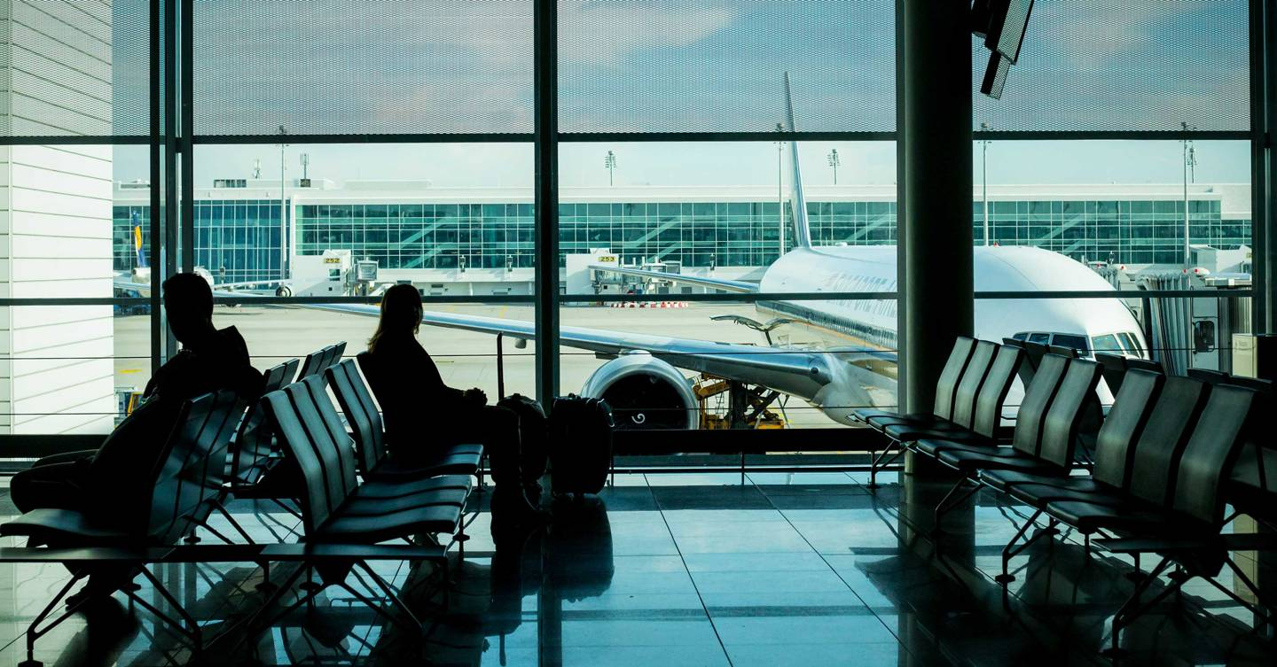 How to make the airport departure lounge experience less stressful